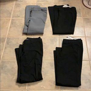 Set of 4 Loft Marisa Trouser Pants